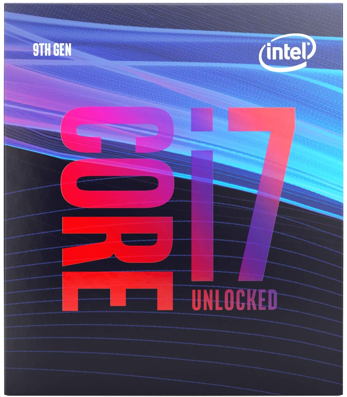 intel core i7 9700k image