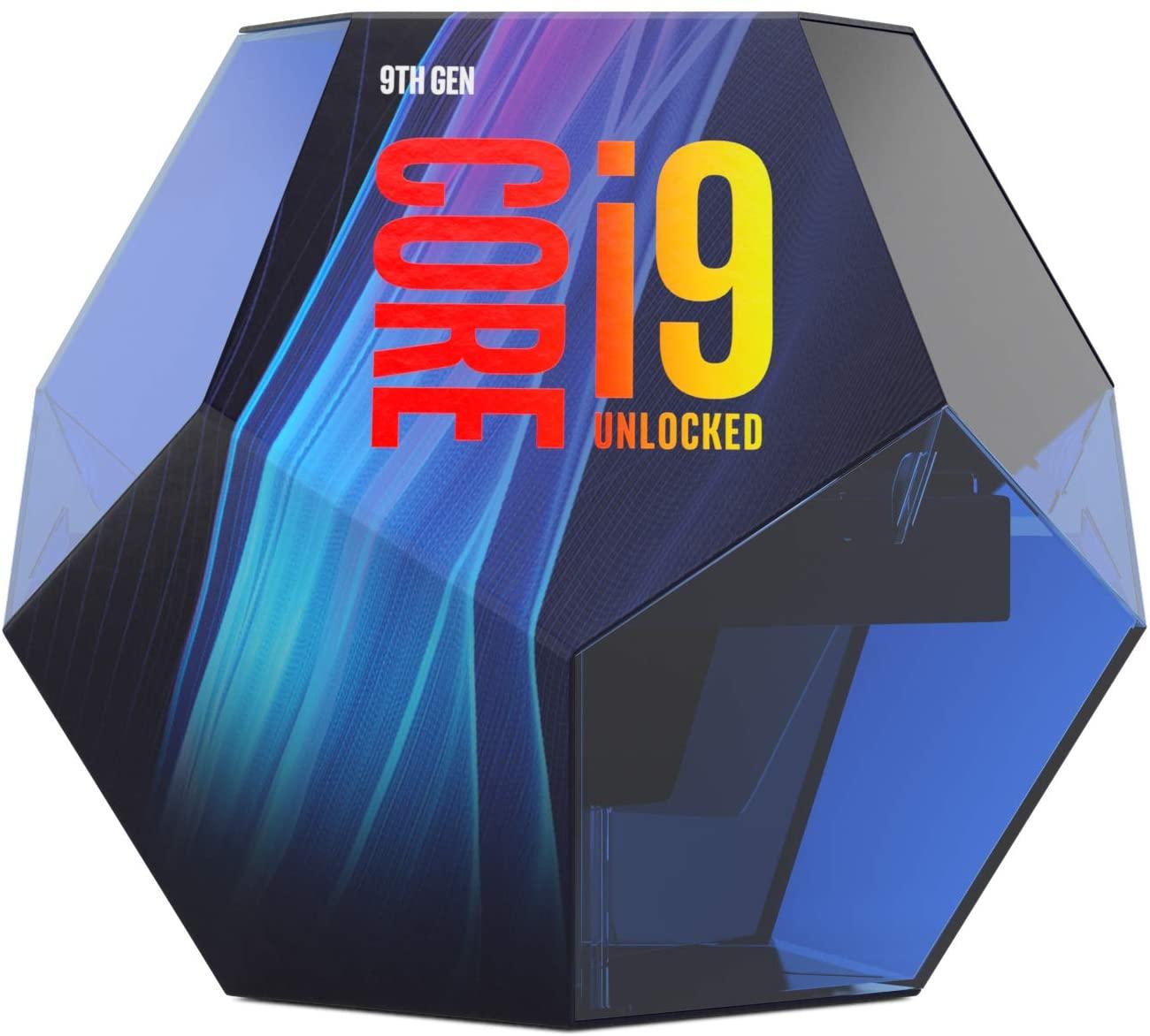 intel core i9 9900k image