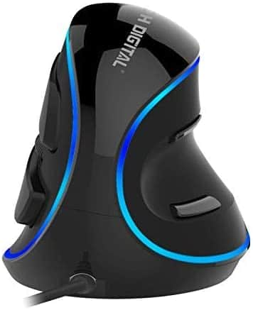 j tech digital vertical ergonomic mouse image