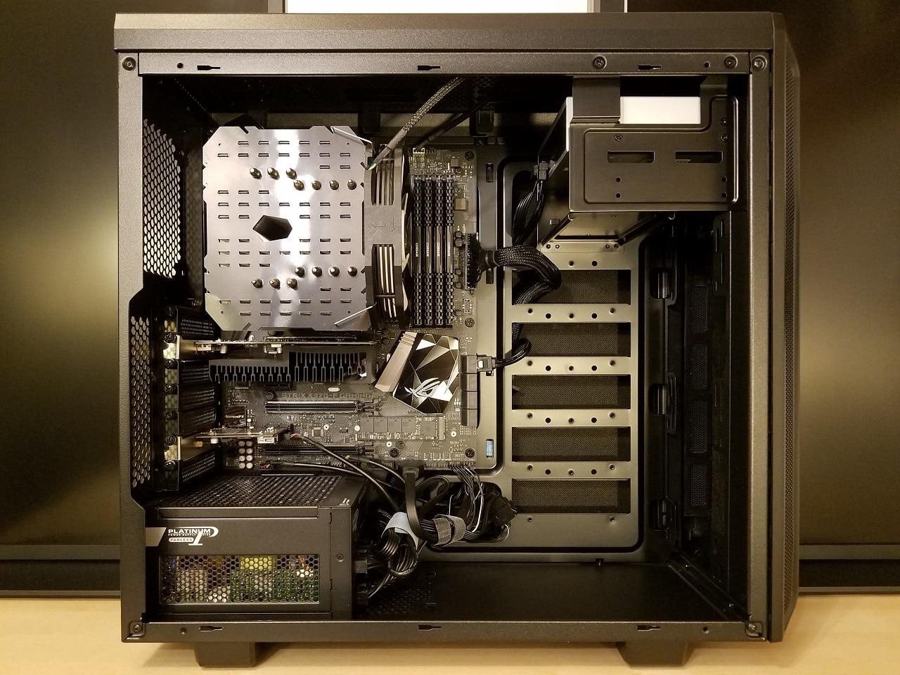 pc case image