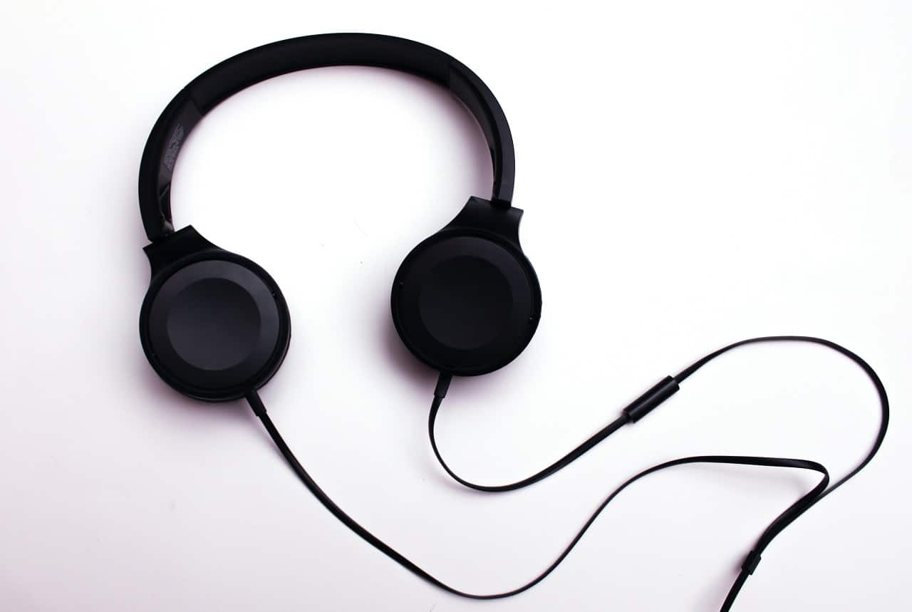 wired headset image